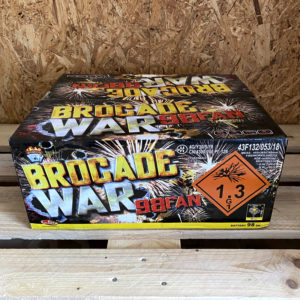 98 shots - BROCADE WAR fan