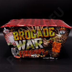 49 shots - BROCADE WAR fan