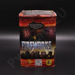 16 shots - FIREWORKS