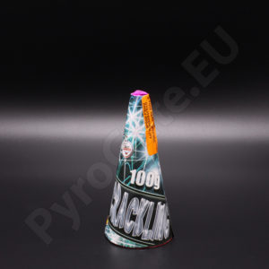 Small crackling fountain - 100 g