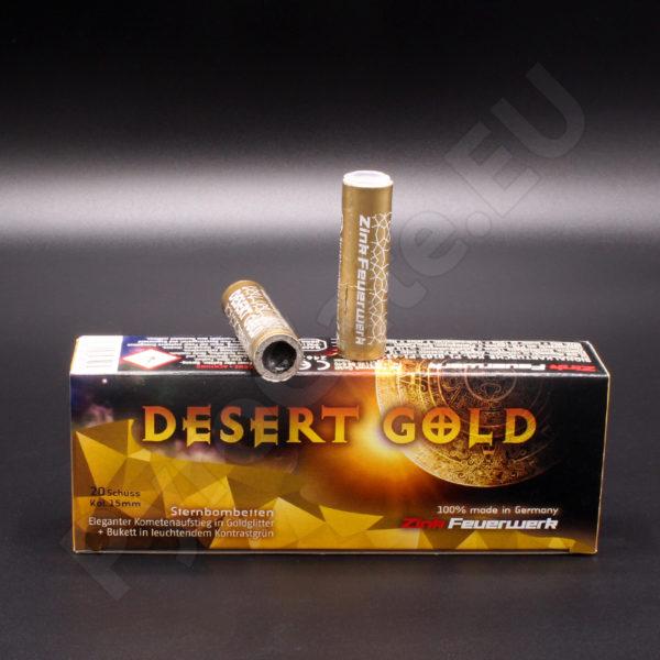 ZINK Desert Gold Sternbombetten 15mm