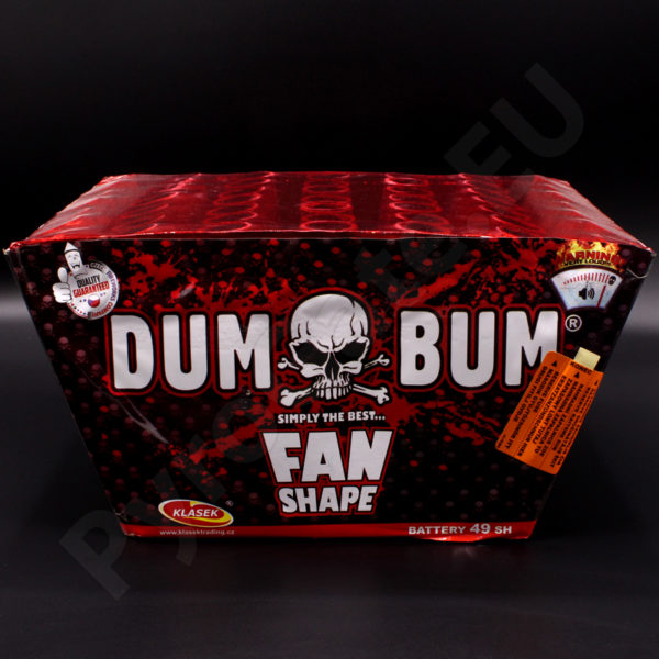49 shots - DumBum MINI fan