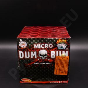 25 shots - Dum Bum MICRO