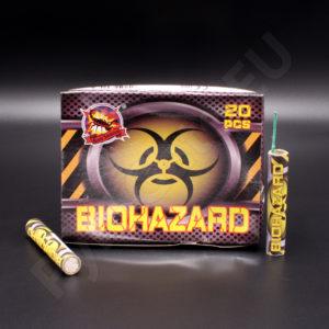 FireCracker BIOHAZARD