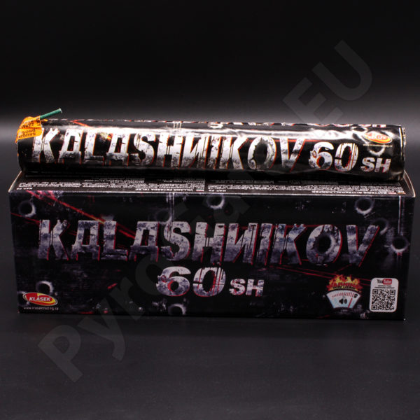 Airsoft grenade Kalasnikov 60