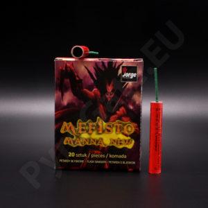 FireCracker Mefisto Mania