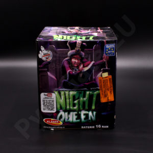 16 shots - Night queen