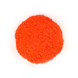 Organic powder - red dye
