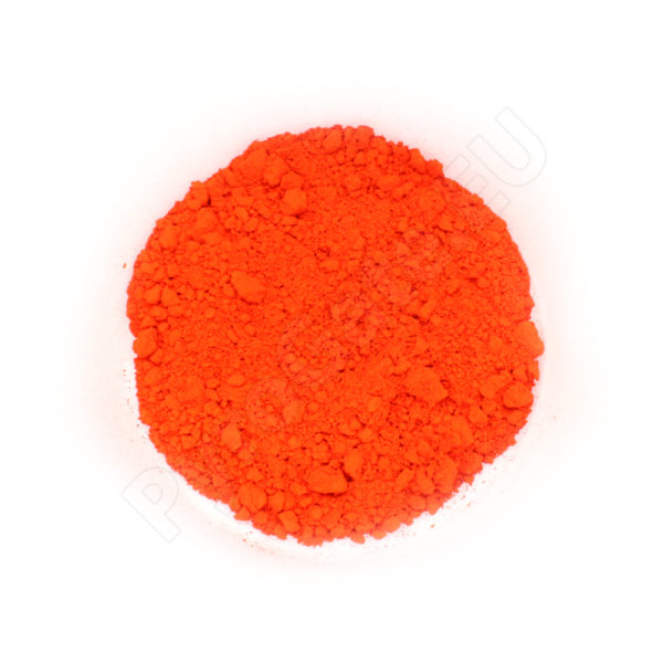 Organic powder - red dye