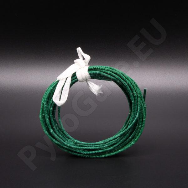 Green VISCO fuse 2 mm / 5 m
