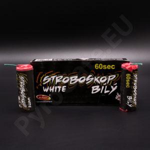 White stroboscopes 60 sec.